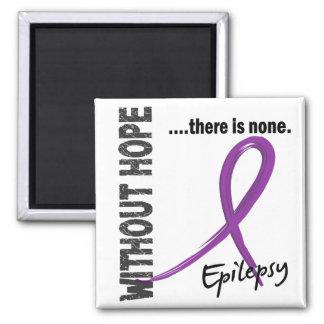 Epilepsia sin la esperanza 1 imán de nevera