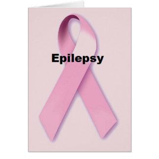 Epilepsia Tarjeta De Felicitación