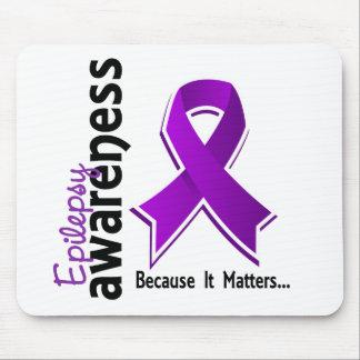 Epilepsy Awareness 5 Mousepad