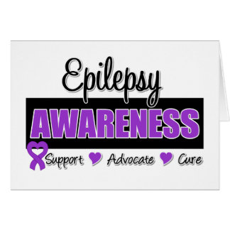 Epilepsy Awareness Greeting Cards