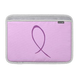Epilepsy Awareness Customizable MacBook Sleeve