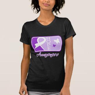 Epilepsy Awareness Hope Awareness Tile Tshirts