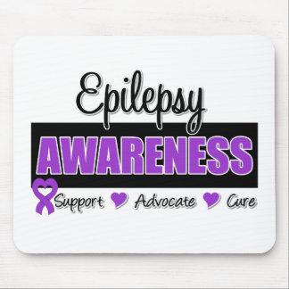 Epilepsy Awareness Mouse Pads