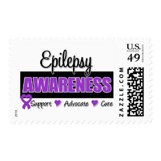 Epilepsy Awareness Stamps
