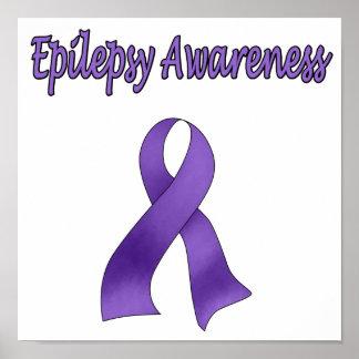 EPILEPSY Awareness Poster