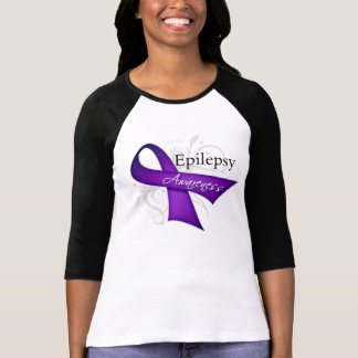 Epilepsy Awareness Ribbon Shirt