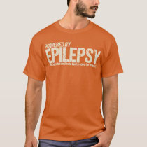 Epilepsy Awareness T Shirt