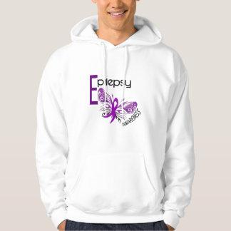 Epilepsy BUTTERFLY 3 Hoodie