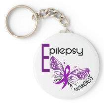 Epilepsy BUTTERFLY 3 Keychain