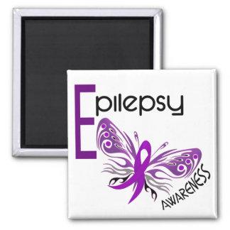 Epilepsy BUTTERFLY 3 Magnets