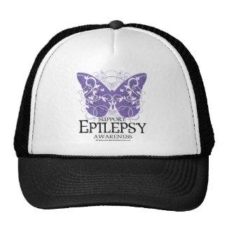 Epilepsy Butterfly Trucker Hat