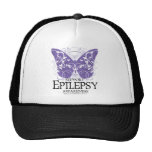 Epilepsy Butterfly Trucker Hat