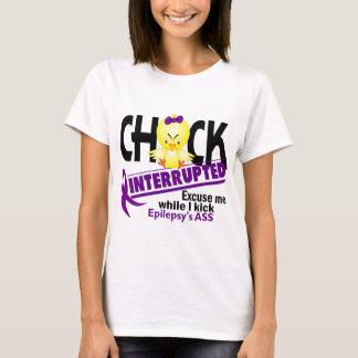 Epilepsy Chick Interrupted 2 T-Shirt