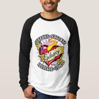 Epilepsy Classic Heart Shirt