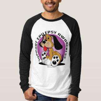 Epilepsy Dog T Shirt