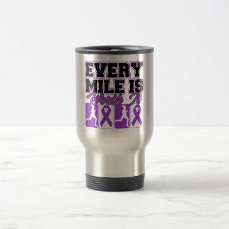 Epilepsy Every Mile is Worth It Mugs