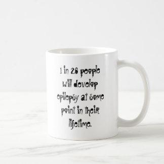 Epilepsy Fact Coffee Mug
