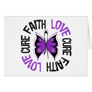 Epilepsy Faith Love Cure Cards