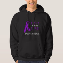 Epilepsy: Fight for the Cure! Hoodie