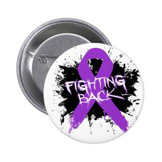 Epilepsy - Fighting Back Pins