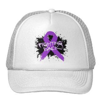 Epilepsy - Fighting Back Mesh Hat