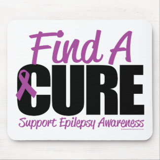 Epilepsy Find A Cure 2 Mouse Pad
