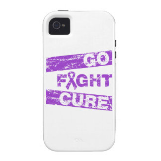 Epilepsy Go Fight Cure Case-Mate iPhone 4 Cases