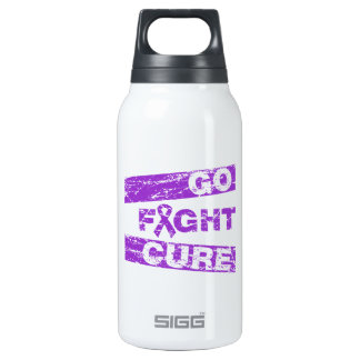 Epilepsy Go Fight Cure 10 Oz Insulated SIGG Thermos Water Bottle