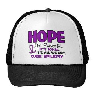 Epilepsy HOPE 1 Trucker Hat