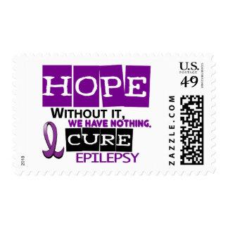 Epilepsy HOPE 2 Postage Stamps