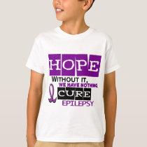 Epilepsy HOPE 2 T-Shirt