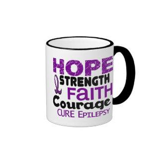 Epilepsy HOPE 3 Mugs