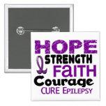 Epilepsy HOPE 3 Pin