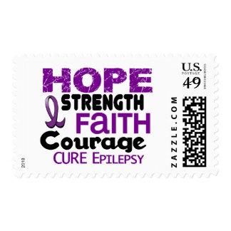 Epilepsy HOPE 3 Stamp