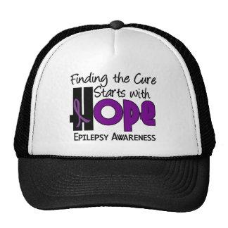 Epilepsy HOPE 4 Trucker Hat