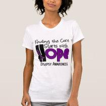Epilepsy HOPE 4 T-Shirt
