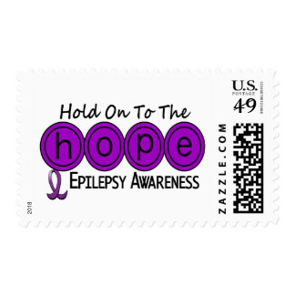 Epilepsy HOPE 5 Postage Stamps