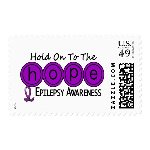 Epilepsy HOPE 5 Stamps