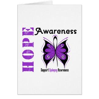 Epilepsy HOPE Awareness Cards