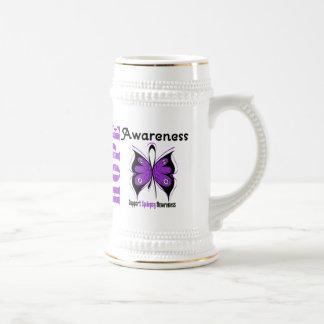 Epilepsy HOPE Awareness Coffee Mugs