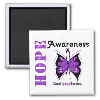 Epilepsy HOPE Awareness Fridge Magnets