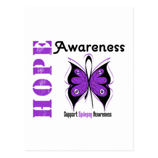Epilepsy HOPE Awareness Postcard