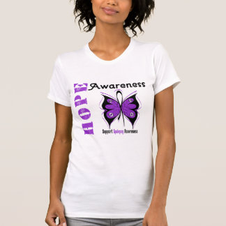 Epilepsy HOPE Awareness T-shirts