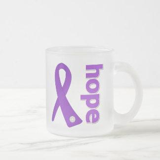 Epilepsy Hope Ribbon Mug