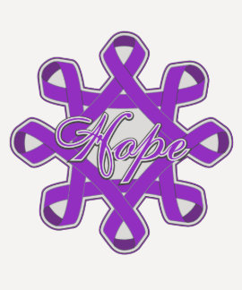 Epilepsy Hope Unity Ribbons Tees