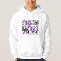 Epilepsy How Strong We Are Hoodie