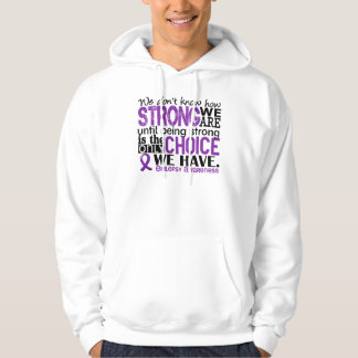 Epilepsy How Strong We Are Sweatshirt
