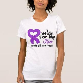 Epilepsy I Walk For My Hero Tanktop