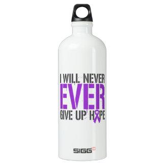 Epilepsy I Will Never Ever Give Up Hope SIGG Traveler 1.0L Water Bottle