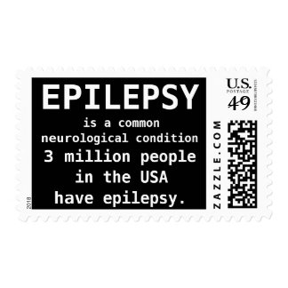 EPILEPSY is a common neurological condition Postage Stamp